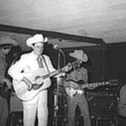 Ernest Tubb At The Palomino Poster