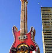 Hard Rock Cafe, Warsaw Poster