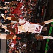 Houston Rockets V Miami Heat Poster