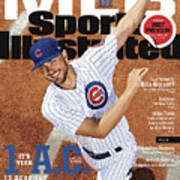 Its Year 1 A.c. after Cubs, 2017 Mlb Baseball Preview Issue Sports Illustrated Cover Poster