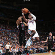 La Clippers V Oklahoma City Thunder 1 Poster