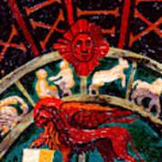 Lion Of St. Mark Poster