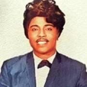 Little Richard, Music Legend Poster