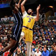 Los Angeles Lakers V Orlando Magic Poster