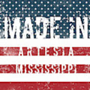 Made In Artesia, Mississippi Poster
