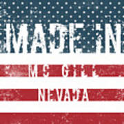 Made In Mc Gill, Nevada Poster