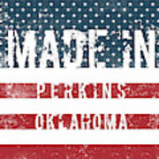 Made In Perkins, Oklahoma Poster