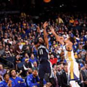 Memphis Grizzlies V Golden State Poster