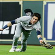 Milwaukee Brewers V Houston Astros 1 Poster
