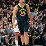 Milwaukee Bucks V Indiana Pacers Poster