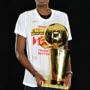 Nba Finals Portraits Poster