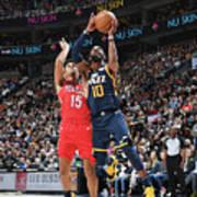 New Orleans Pelicans V Utah Jazz Poster