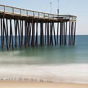 Ocean Pier Poster