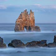 Playa Portizuelo - Spain Poster
