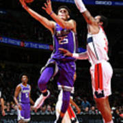 Sacramento Kings V Washington Wizards Poster