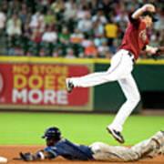 San Diego Padres V Houston Astros Poster