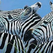 Serengeti Serenade Poster