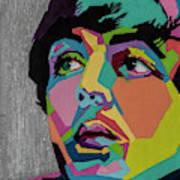 Sir Paul McCartney Poster