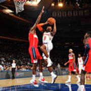 Washington Wizards V New York Knicks Poster