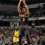 Atlanta Hawks V Indiana Pacers Poster