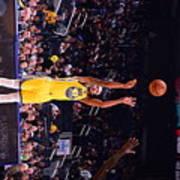 Charlotte Hornets V Golden State Poster