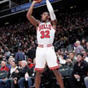 Chicago Bulls V Sacramento Kings Poster