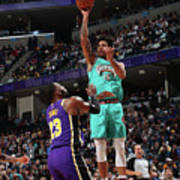 Los Angeles Lakers V Memphis Grizzlies Poster