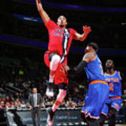 New York Knicks V Washington Wizards Poster