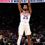 Phoenix Suns V Denver Nuggets Poster