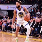 Utah Jazz V Golden State Warriors Poster