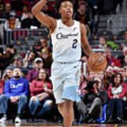 Washington Wizards V Cleveland Cavaliers Poster