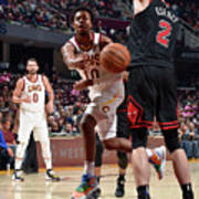 Chicago Bulls V Cleveland Cavaliers Poster