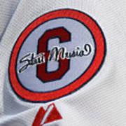Cincinnati Reds V St. Louis Cardinals 13 Poster