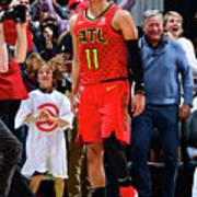 Milwaukee Bucks V Atlanta Hawks Poster