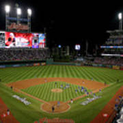 World Series - Chicago Cubs V Cleveland Poster