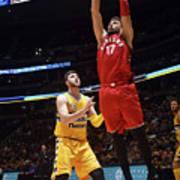 Toronto Raptors V Denver Nuggets Poster