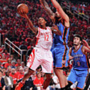 Oklahoma City Thunder V Houston Rockets Poster