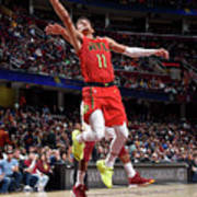 Atlanta Hawks V Cleveland Cavaliers Poster