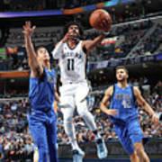Dallas Mavericks V Memphis Grizzlies Poster