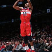 Minnesota Timberwolves V Washington Poster