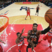 Phoenix Suns V Washington Wizards Poster