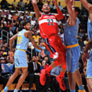 Washington Wizards V Los Angeles Lakers Poster