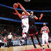 Toronto Raptors V Washington Wizards Poster