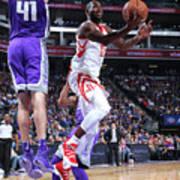 Houston Rockets V Sacramento Kings Poster