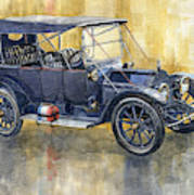 1913 Cadillac Four 30 Touring Poster