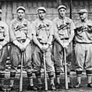 1926 St. Louis Cardinals Poster