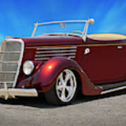 1935 Ford Roadster Poster