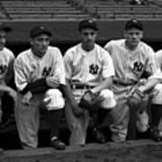 1937 World Series - New York Giants V 1937 Poster
