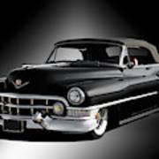 1951 Cadillac Series 62 Convertible Poster