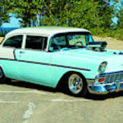1956 Chevrolet Custom Model 2010  Poster